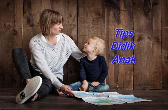 tips didik anak