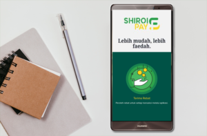 Shiroipay ewallet