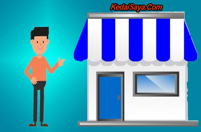buka kedai online